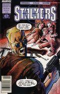 Stalkers (1990 Marvel) 8