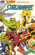X-Men Spotlight on Starjammers (1990) 2