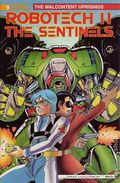 Robotech 2 The Sentinels The Malcontent Uprisings (1989) 9
