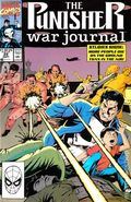 Punisher War Journal (1988 1st Series) 22
