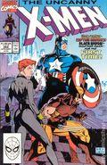 Uncanny X-Men (1963 1st Series) 268