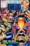 Law of Dredd (1989) 13