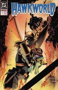 Hawkworld (1990 2nd Series) 4