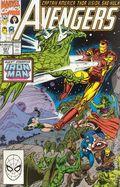 Avengers (1963 1st Series) 327