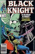 Black Knight (1990 1st Series Marvel) 2