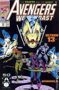 Avengers West Coast (1985) 66