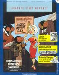 Graphic Story Monthly (1990) 6