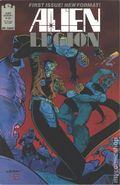 Alien Legion (1987 2nd Series) 1