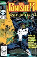 Punisher War Journal (1988 1st Series) 23
