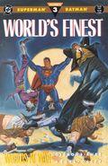 World's Finest (1990 Limited Series) Worlds Apart 3