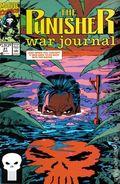 Punisher War Journal (1988 1st Series) 21