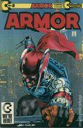 Armor (1985 1st Series) 8