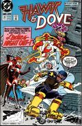 Hawk and Dove (1989 3rd Series) 21
