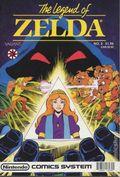 Legend of Zelda (1990 Valiant) 3A