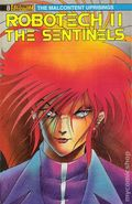 Robotech 2 The Sentinels The Malcontent Uprisings (1989) 8