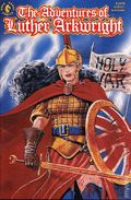 Adventures of Luther Arkwright (1990 Dark Horse) 8