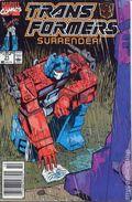 Transformers (1984 Marvel) 1st Printing 71
