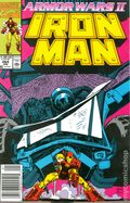 Iron Man (1968 1st Series) 264