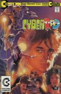 CyberRad (1991 1st Series) 2A