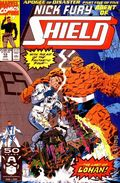 Nick Fury Agent of SHIELD (1989 3rd Series) 19
