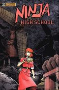 Ninja High School (1986 Antarctic/Eternity) 23