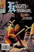 Knights of Pendragon (1990 1st Series) 4