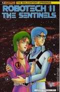 Robotech 2 The Sentinels The Malcontent Uprisings (1989) 12