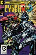 CyberRad (1991 1st Series) 3A