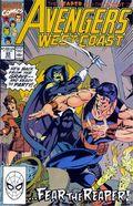 Avengers West Coast (1985) 65