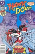 Hawk and Dove (1989 3rd Series) 25