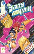Dirty Pair III A Plague of Angels (1990) 3