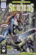 Stalkers (1990 Marvel) 12