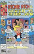 Richie Rich and the New Kids on the Block (1990) 1