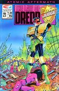 Law of Dredd (1989) 21