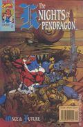 Knights of Pendragon (1990 1st Series) 6