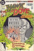 Hawk and Dove (1989 3rd Series) 20