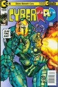 CyberRad (1991 1st Series) 4