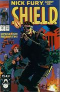 Nick Fury Agent of SHIELD (1989 3rd Series) 20
