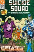Suicide Squad (1987 1st Series) 50