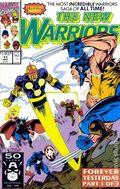New Warriors (1990 1st Series) 11