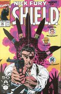 Nick Fury Agent of SHIELD (1989 3rd Series) 24