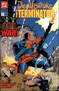 Deathstroke the Terminator (1991) 3