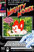 Mighty Mouse (1990 Marvel) 7