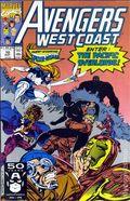 Avengers West Coast (1985) 70