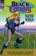 Black Canary (1991 1st Series) 1