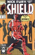 Nick Fury Agent of SHIELD (1989 3rd Series) 23