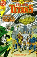 New Teen Titans (1984 2nd Series) New Titans 81