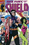 Nick Fury Agent of SHIELD (1989 3rd Series) 26