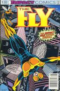 Fly (1991 Impact/DC) 1