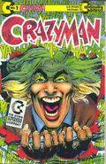 Crazyman (1992 1st Series) 1